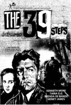 Ver película 39 escalones