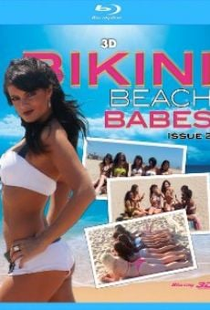 Película: 3D Bikini Beach Babes Issue #2