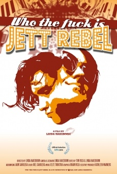 Ver película 3Doc: Who the Fuck Is Jett Rebel