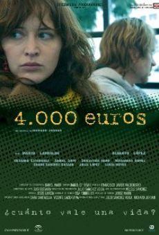 Ver película 4.000 euros