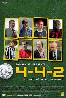 Ver película 4-4-2 - Il gioco più bello del mondo