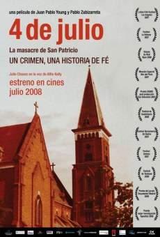 4 de Julio - La masacre de San Patricio gratis