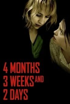 Ver película 4 meses, 3 semanas y 2 días
