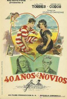 Ver película 40 años de novios