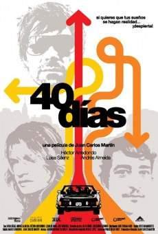 Ver película 40 días