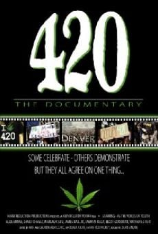 Ver película 420 - The Documentary