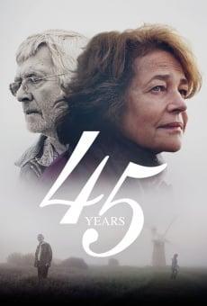 Ver película 45 años