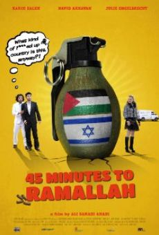 Watch 45 Minutes to Ramallah online stream