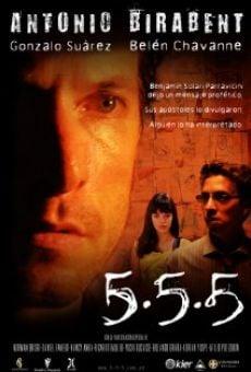 Ver película 5.5.5