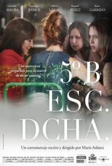 Ver película 5ºB Escalera Dcha
