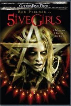 Ver película 5 brujas