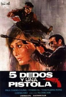 Ver película 5 dedos y una pistola