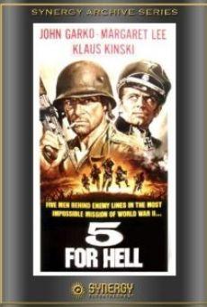 Ver película 5 para el Infierno