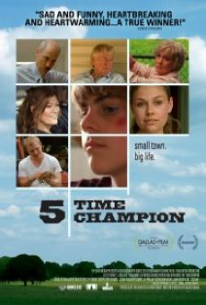 Película: 5 Time Champion