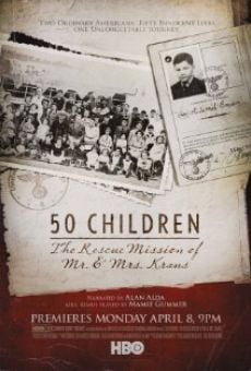 Ver película 50 Children: The Rescue Mission of Mr. And Mrs. Kraus