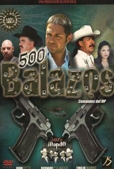 500 Balazos online gratis