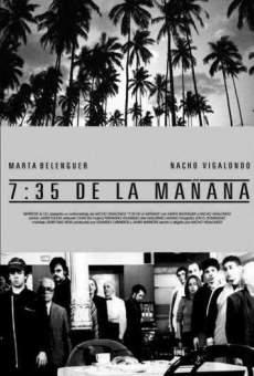 Ver película 7:35 de la mañana