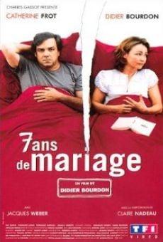 7 años de matrimonio online gratis
