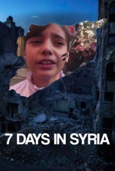 7 Days in Syria online kostenlos
