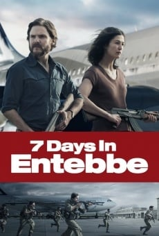 7 Days in Entebbe on-line gratuito
