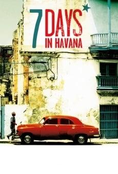 Ver película 7 días en La Habana