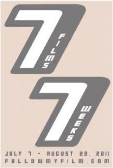 Ver película 7 Films, 7 Weeks