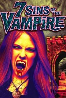 7 Sins of the Vampire on-line gratuito