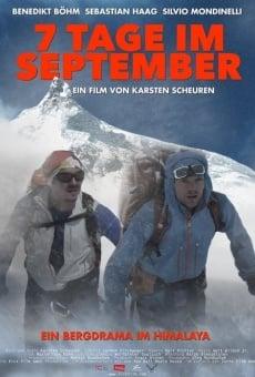 Ver película 7 Tage im September