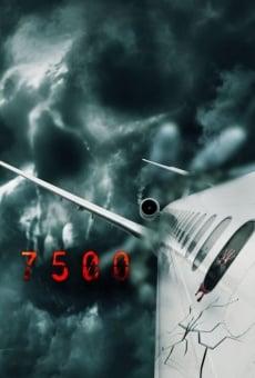 Ver película 7500
