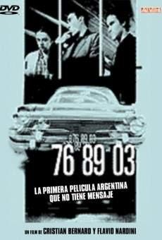 Ver película 76-89-03