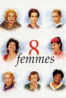 Ver película 8 mujeres