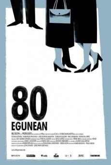 Ver película 80 egunean