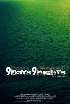 Ver película 9 Hari 9 Malam