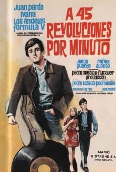 Ver película A 45 revoluciones por minuto
