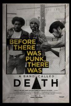 A Band Called Death en ligne gratuit
