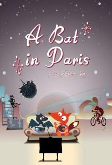 Ver película A Bat in Paris