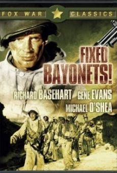 Ver película A bayoneta calada