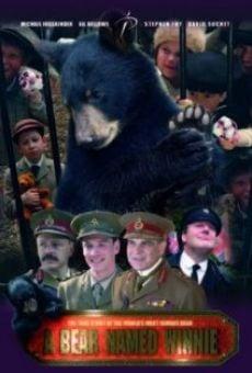 A Bear Named Winnie Full Movie
