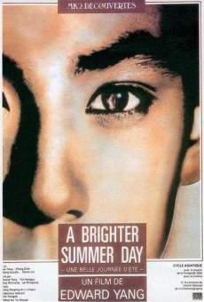 Ver película A Brighter Summer Day