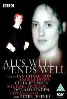 All's Well That Ends Well Online Free