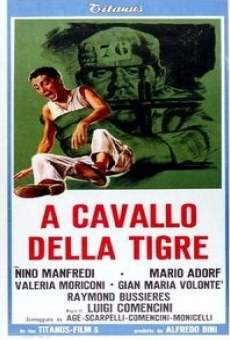 Ver película A caballo de un tigre
