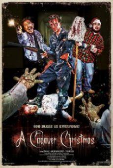 Ver película A Cadaver Christmas