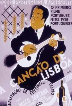 Ver película A Canção de Lisboa