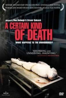 Ver película A Certain Kind of Death