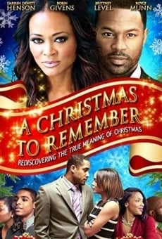 A Christmas to Remember online free