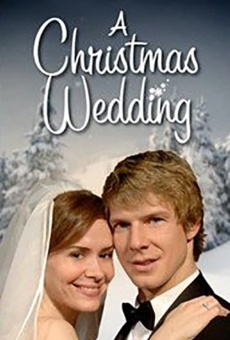 Ver película A Christmas Wedding