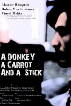 A Donkey a Carrot and a Stick
