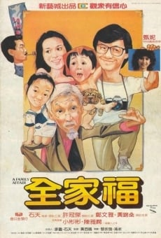 Ver película A Family Affair