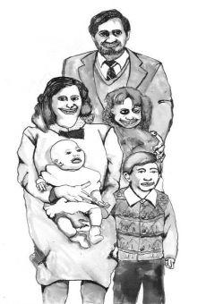 Ver película A Family Portrait