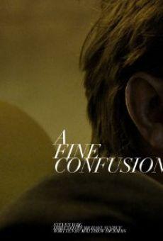 A Fine Confusion